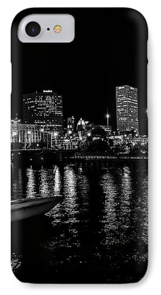 Milwaukee Downtown Third Ward IPhone Case by Susan  McMenamin