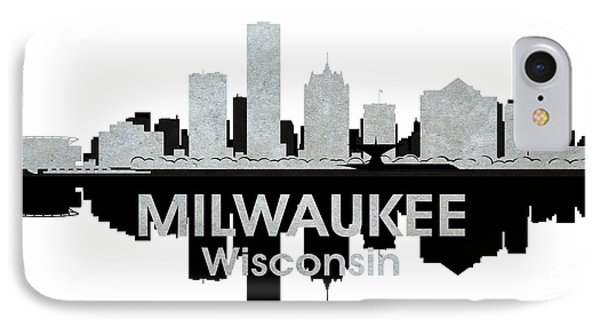 Milwaukee Wi 4 IPhone Case by Angelina Vick