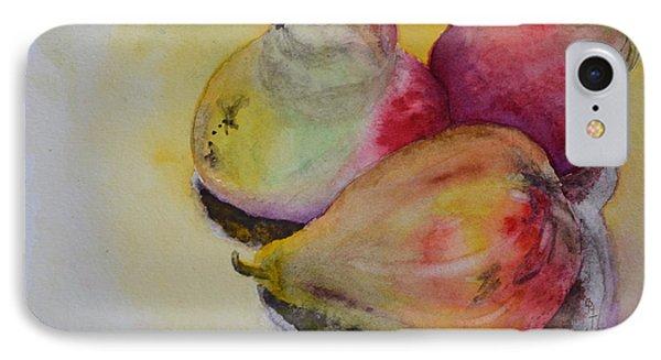 Mimi's Harvest Phone Case by Beverley Harper Tinsley