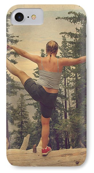 Mindbody IPhone Case by Laurie Search
