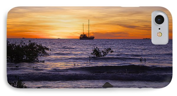 Mindil Beach Sunset IPhone Case by Venetia Featherstone-Witty