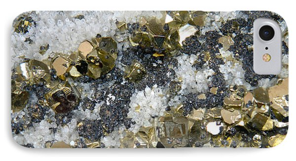 Minerals 4 Phone Case by T C Brown