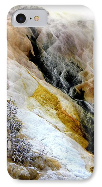 Minerals And Stream IPhone Case