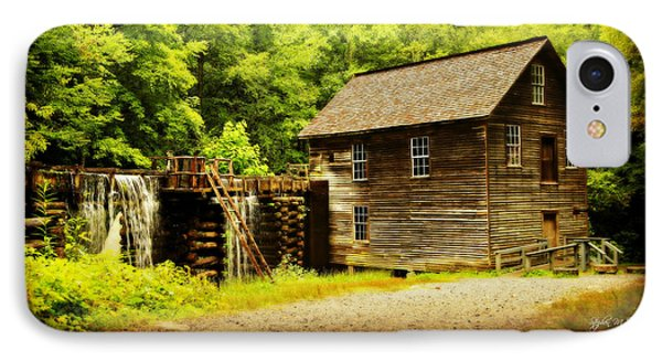 Mingus Mill -- Poster IPhone Case by Stephen Stookey