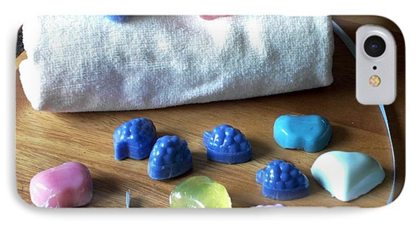Mini Soaps Collection IPhone Case