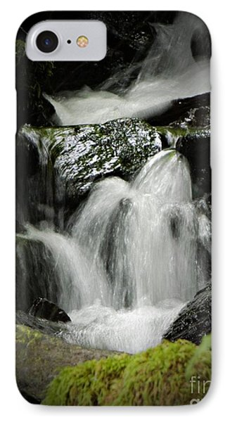Mini Waterfall 2 IPhone Case by Chalet Roome-Rigdon