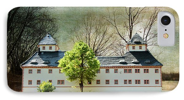 Miniatures Augustusburg Phone Case by Heike Hultsch