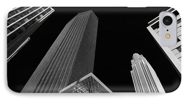 Minneapolis After Dark IPhone Case by Rachel Cohen