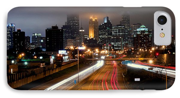 IPhone Case featuring the photograph Minneapolis Skyline Mn by RC Pics