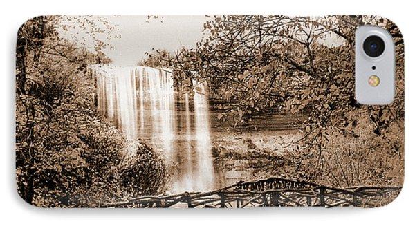 Minnehaha Falls, Minneapolis, Minnesota, Waterfalls IPhone Case