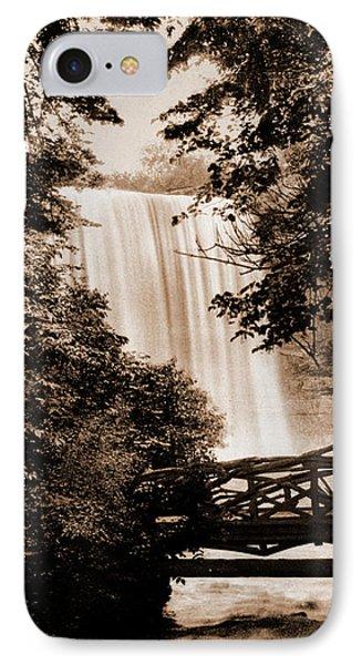 Minnehaha Falls, Minnesota, Waterfalls, United States IPhone Case