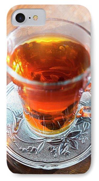 Mint Tea, Cafe, Amman, Jordan IPhone Case