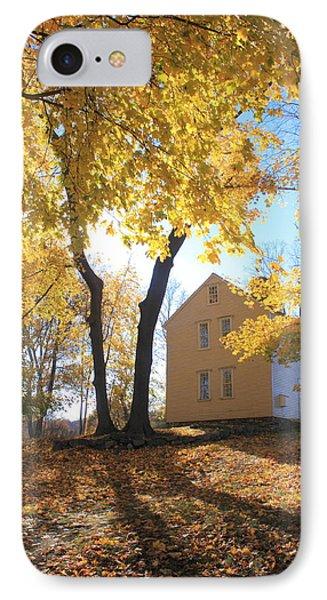 Minuteman National Historic Park Brooks House Phone Case by John Burk