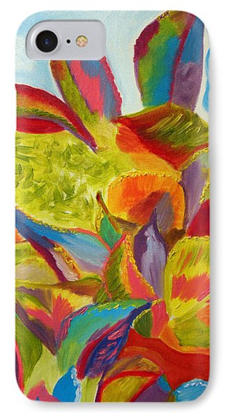 Miracles Wavering Under The Sea IPhone Case by Meryl Goudey