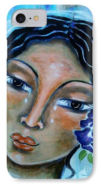 Miriamne IPhone Case by Maya Telford