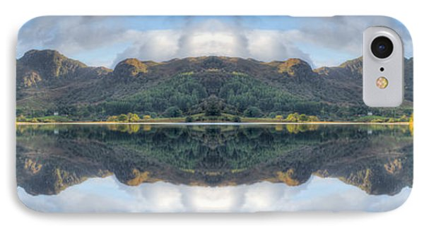 Mirror Lake Phone Case by Adrian Evans