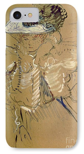 Misia Natanson IPhone Case