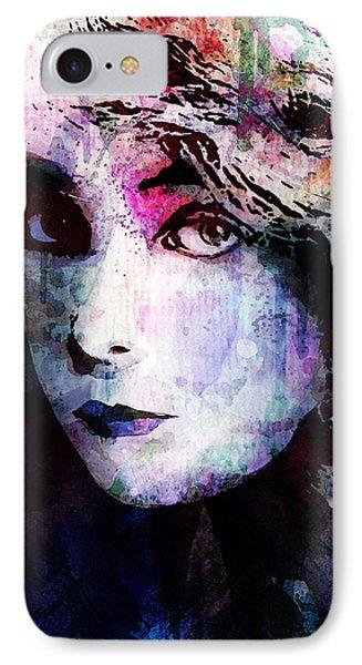 Miss Gish IPhone Case