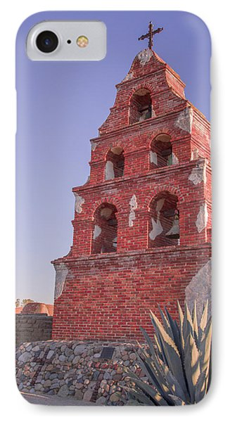 Mission Bells IPhone Case by Tim Bryan