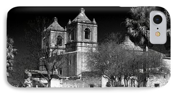Mission Concepcion Phone Case by Brian Kerls