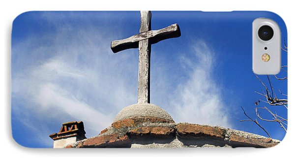 Mission Cross Phone Case by Shoal Hollingsworth