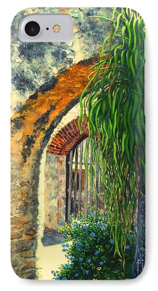 Mission San Jose Phone Case by Beverly Theriault