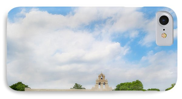 Mission San Juan Capistrano - Texas IPhone Case