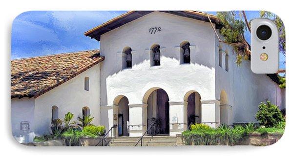 Mission San Luis Obispo De Tolosa IPhone Case