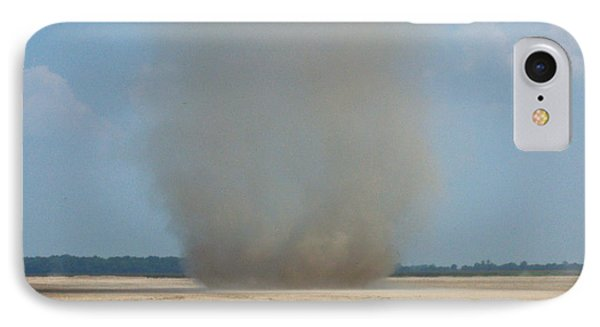 Mississippi Dust Devil IPhone Case