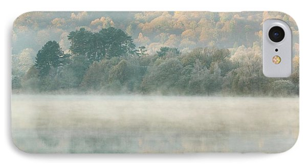 Mist Over Grasmere IPhone Case