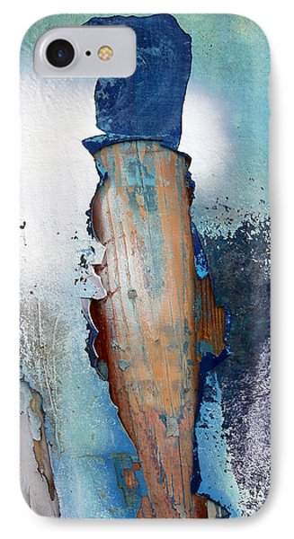 Mister Blue IPhone Case by Robert Riordan