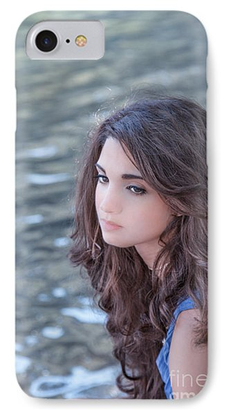Mistress Of Dreams IPhone Case by Evelina Kremsdorf