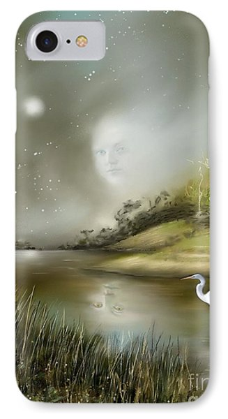 Mistress Of The Glade IPhone Case by S G
