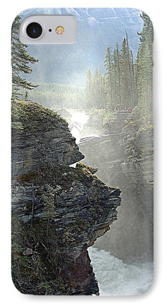Mists IPhone Case by Janet Ashworth