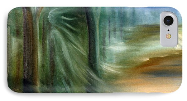 Mists Of Avalon IPhone Case