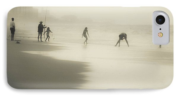 Misty  Beach IPhone Case