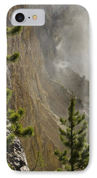 Misty Canyon  IPhone Case