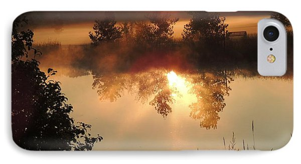 Misty Dawn IPhone Case