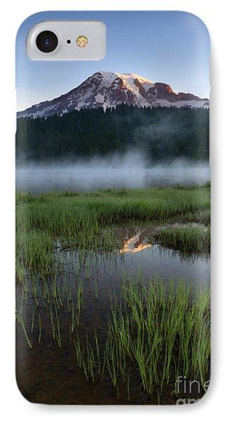 Misty Majesty IPhone Case by Mike Dawson