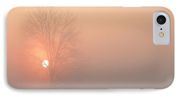 Misty Morning IPhone Case by Carlee Ojeda
