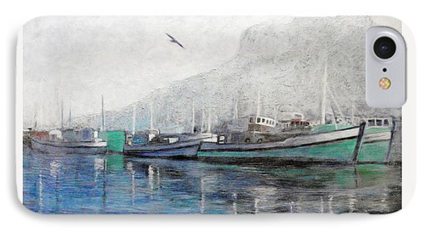 Misty Morning In Hout Bay Phone Case by Michael Durst