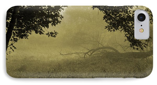 Misty Morning Tuesday IPhone Case