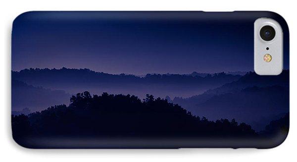 Misty Mountain Hop IPhone Case by Shane Holsclaw