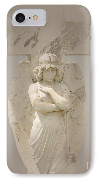 Misty Pouty Angel IPhone Case