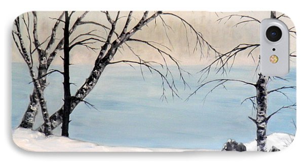Misty River 2 IPhone Case