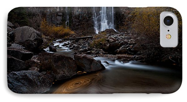 IPhone Case featuring the photograph Misty Run by Steven Reed