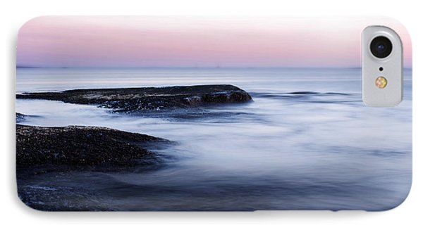 Shore iPhone 7 Case - Misty Sea by Nicklas Gustafsson