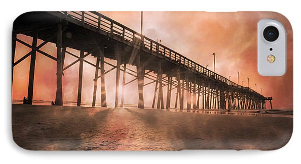 Misty Sunrise Phone Case by Betsy Knapp