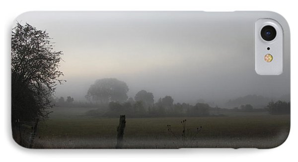 Misty View IPhone Case by Erica Hanel