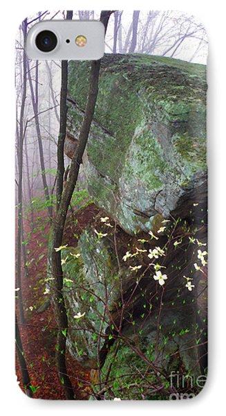 Misty Woods Phone Case by Thomas R Fletcher